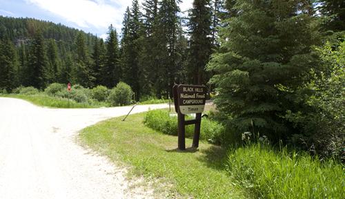 Timon Campground
